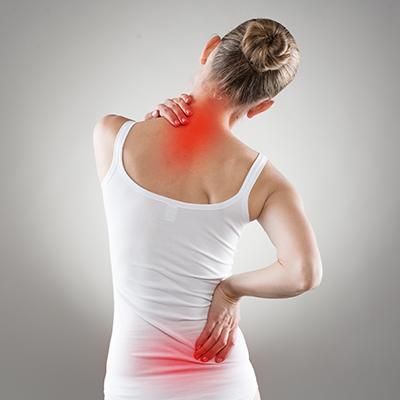 Kiefergelenkprobleme können sich auf den ganzen Körper auswirken